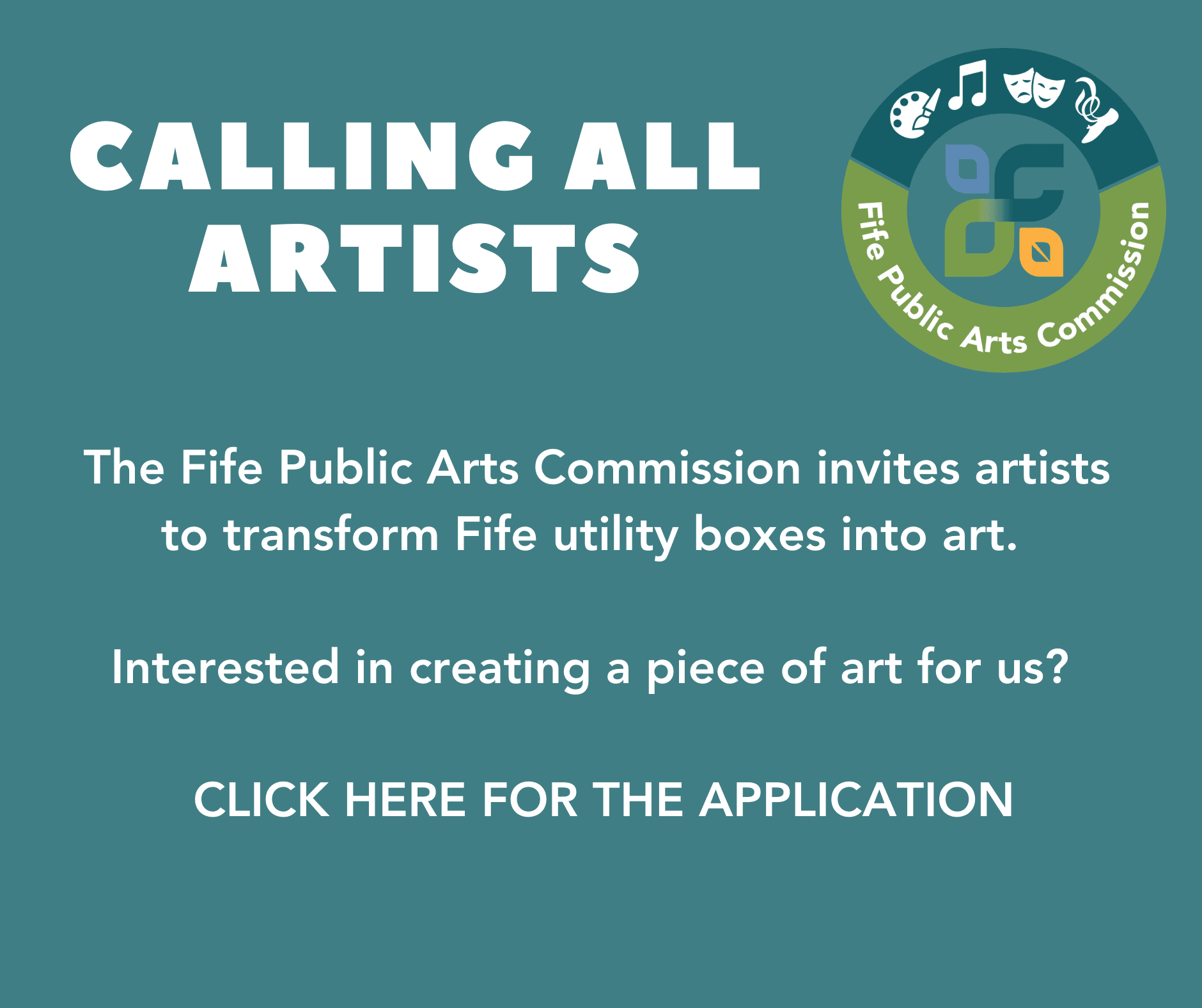 Call for Artists application link