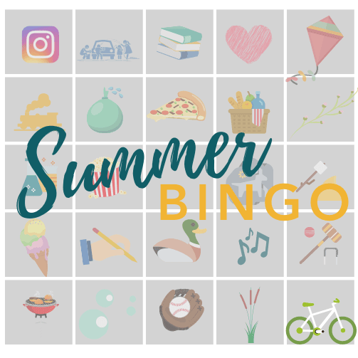 Summer BINGO website tile