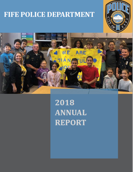 Cover Page Annual Report
