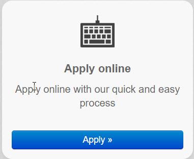 Apply Online Opens in new window